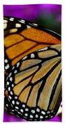 Monarch Dreams Bath Towel