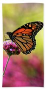 Monarch Song Bath Towel