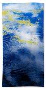 Monet Like Water Bath Towel