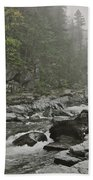 Montana Fog Bath Towel