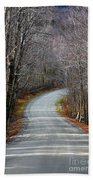 Montgomery Mountain Rd. Bath Towel