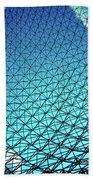 Montreal Biosphere Hand Towel