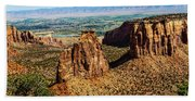 Monument Canyon Hand Towel