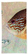 Mooneyes, Sunfish Bath Towel