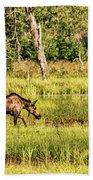 Moose Meadows Bath Towel
