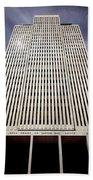 212x01-mormon World Headquarters  Bath Towel