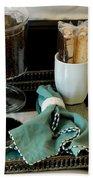 Morning Still Life Hand Towel