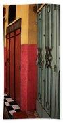 Moroccan Doors Ll Bath Towel