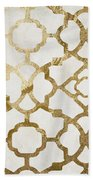Moroccan Gold I Bath Towel