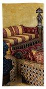 Moroccan Room Bath Towel
