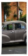 Morris Minor Bath Towel