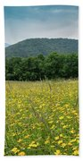 Moses Cone Meadow Hand Towel