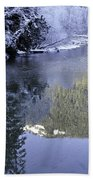 Mother Natures Chilling Touch Bath Towel