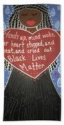Mothers Of Black Lives Matter  Hand Towel
