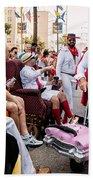 Motorized Recliners And Elvis - Nola Bath Towel