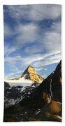 Mount Assiniboine Canada 14 Bath Towel