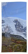 Mount Rainier 3 Bath Towel