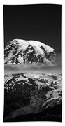 Mount Rainier Hand Towel