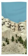 Mount Rushmore Hand Towel