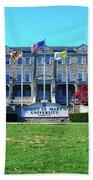 Mount Saint Mary's University Bath Towel