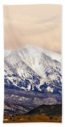 Mount Sopris Bath Towel