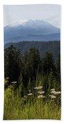 Mount St Helens In Washington State Bath Towel