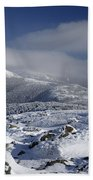 Mount Washington - New Hampshire Usa Bath Towel