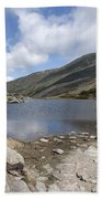 Mount Washington - New Hampshire Usa Lakes Of The Clouds Bath Towel
