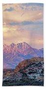 Mountain Majesty Hand Towel