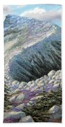 Mountain Ridge Hand Towel