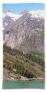 Mountain Slopes Hand Towel