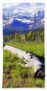 Mountain Splendor Hand Towel