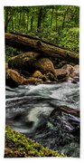 Mountain Stream Iv Bath Towel