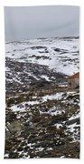 Mountains Of Serra Da Estrela Bath Towel