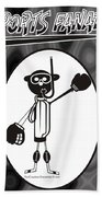 Mr. Jock Bath Towel