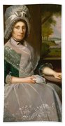 Mrs Richard Alsop 1792 Bath Towel