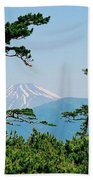 Mt. Fuji ... Bath Towel