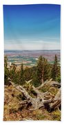 Mt. Howard, Wallowa Lake Bath Towel