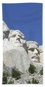 Mt. Rushmore Bath Towel