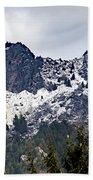 Mt. Si South View Bath Towel