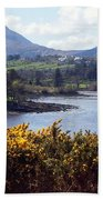 Muckish ,irish Landscape  Bath Towel