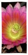 Multi Color Flower Bath Towel