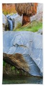 Murray Canyon Falls Bath Towel