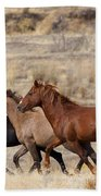 Mustang Trio Bath Towel
