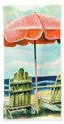 My Favorite Secret Beach Spot Bath Towel