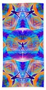 Mystic Universe Kk 15 Hand Towel by Derek Gedney