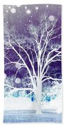 Mystical Dreamscape Bath Towel