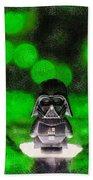 Nano Darth Vader - Pa Bath Towel