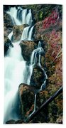 National Creek Falls 07 Bath Towel
