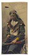 Native American Bath Towel